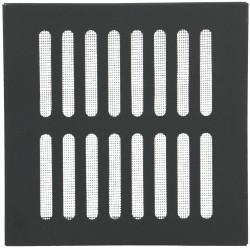 Kratka na komin 11x14 czarna