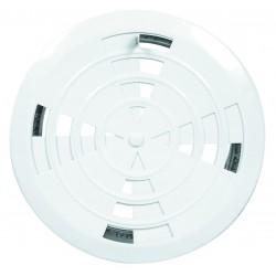 Kratka wentylacyjna regulowana fi 110 biała