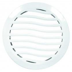 Kratka wentylacyjna fala fi 110 biała