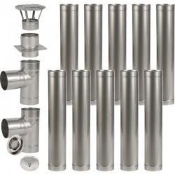 Wkład kominowy kwasoodporny fi 110
