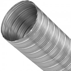 Przewód elastyczny kwasoodporny fi 120