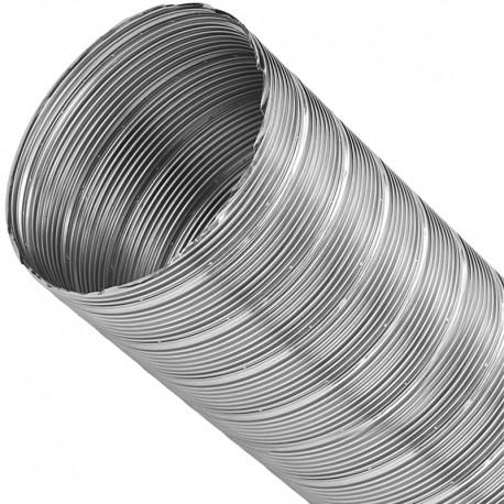 Przewód elastyczny kwasoodporny fi 180