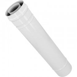 Rura 1 mb kwasoodporna 80/125 biała