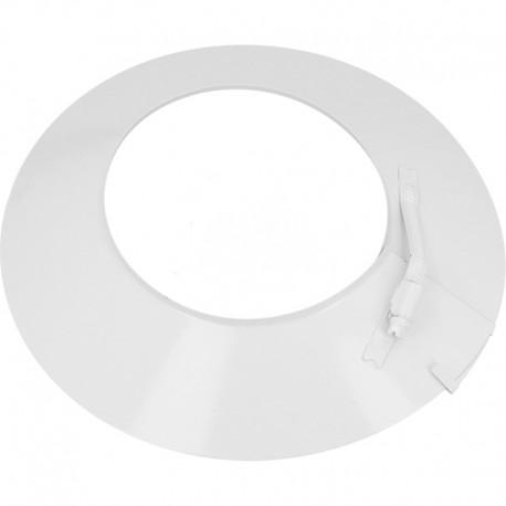 Okapnik kwasoodporny 80/125 biały