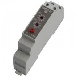 Elektroniczny regulator prędkości na szyne
