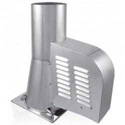 Generator ciągu kominowego fi 150 z podstawą